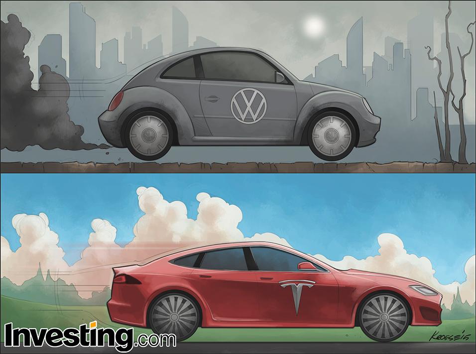 Το σκάνδαλο εκπομπών της Volkswagen ξεδιπλώνεται.