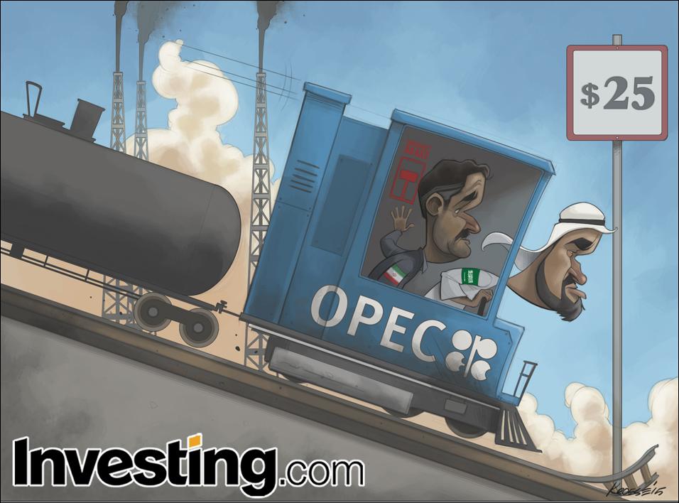 Το πετρέλαιο πιάνει πάτο μετά την αδράνεια του OPEC.